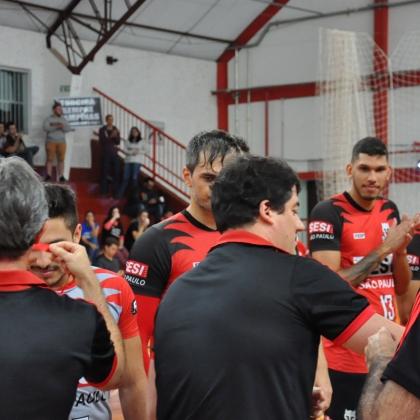 06.08.2018 - COPA SÃO PAULO DE VOLEIBOL